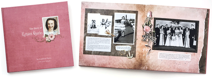 Decorative Photo Book