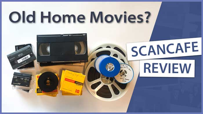 Digitizing Old Movies: ScanCafe Review