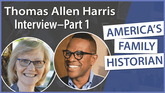 Interview With Thomas Allen Harris, Host of Family Pictures USA