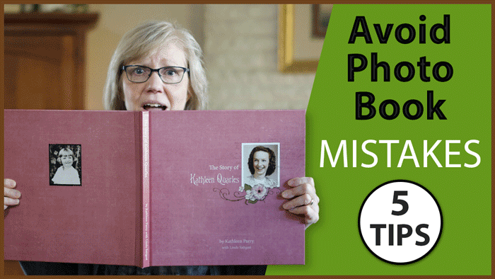 Avoid Photo Book Mistakes: 5 Tips