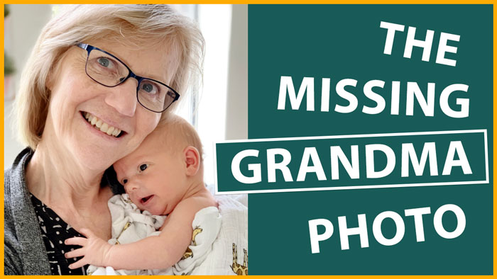 The Most Important Grandparent Photo You'll Ever Take