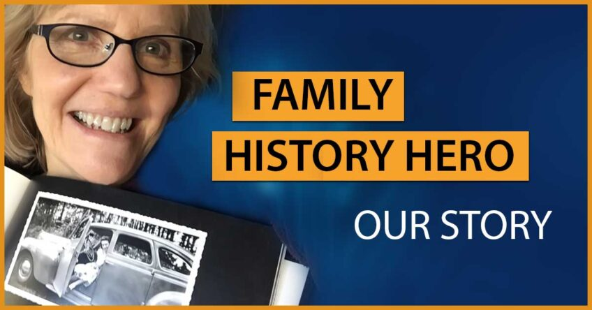 The 3 Stages of the Family History Journey